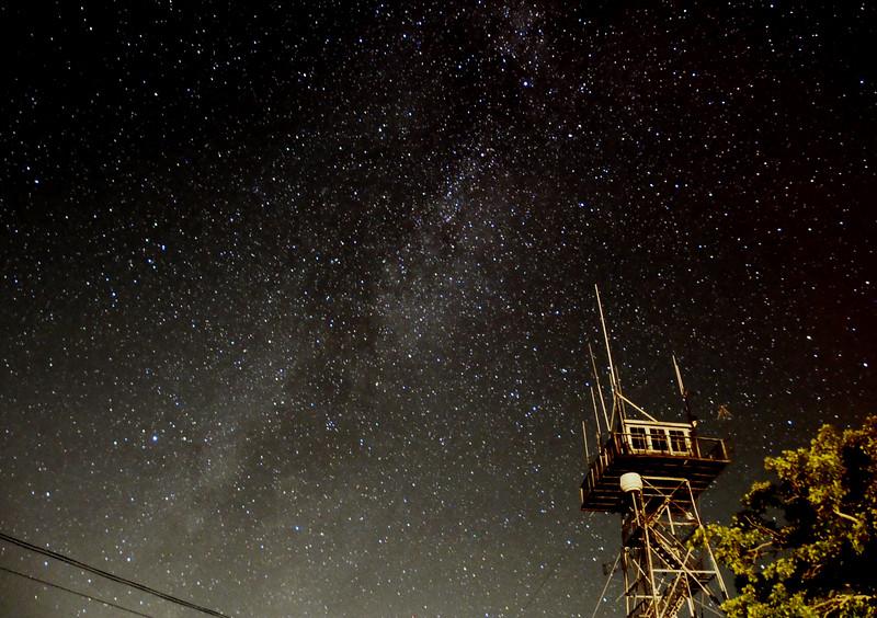 Milky Way Mount Agamenticus Ogunquit Maine