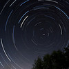 Star Trails Springville NY