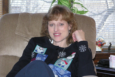 Wiegand Christmas 2004