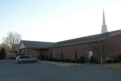 Dexter, Feb 2006 - Liberty Hill General Baptist