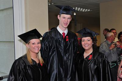 James' Graduation from SEMO, May 10, 2008