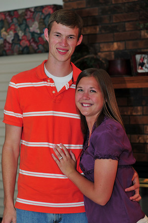 James and Jenna get Engaged 6/14/08