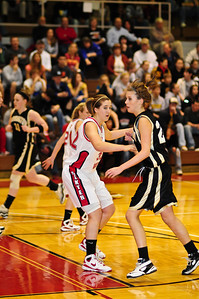 Lady Bearcats-20090304117