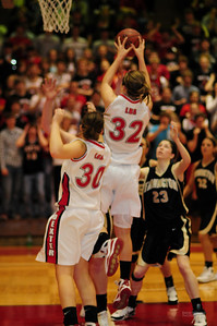 Lady Bearcats-20090304240