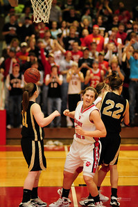 Lady Bearcats-20090304197