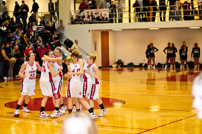 Lady Bearcats-20090304256