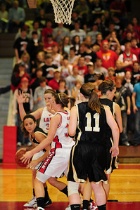 Lady Bearcats-20090304224