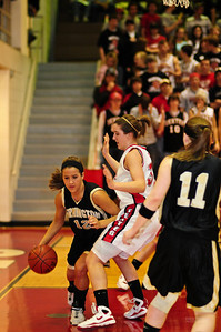 Lady Bearcats-20090304226
