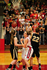 Lady Bearcats-20090304196