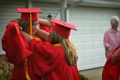 Abbie's DHS Graduation, May 14, 2010