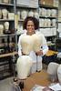 Anna, the wig foundation maker