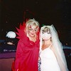 Halloween Party - University Plaza Hotel  -Sat, Oct 29, 1994 - Sharon Mann -