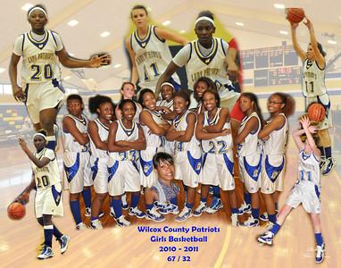 Girls Basketball 2011