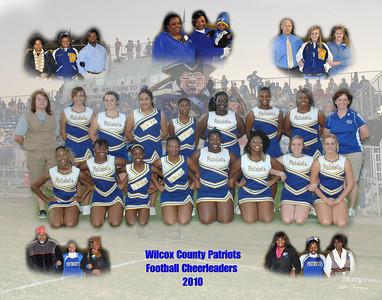Football Cheerleaders 2010 2011