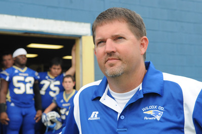 Coach Mark Ledford