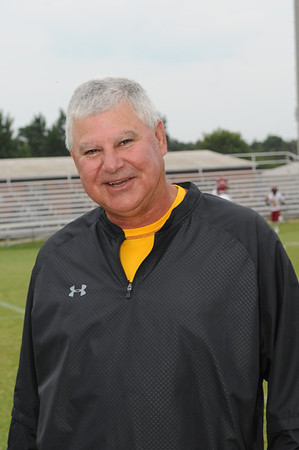 Coach Jimmy Hughes