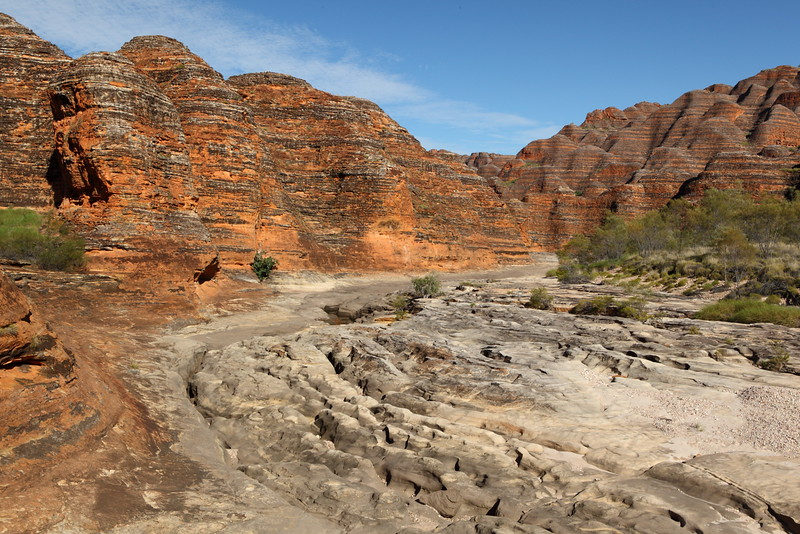 The Bungles, along Picaninny creek