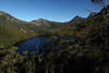 Cradle mountain, on apparently a rare sunny day