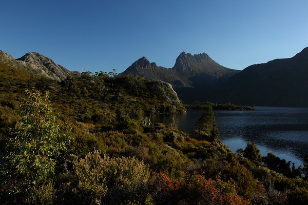 Cradle mountain again, absolutely lovely scenery, great walking