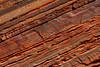 Banded iron stone in Davies Gorge, Karinjini