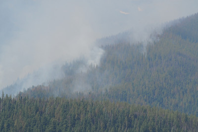Mt Hood + Fire_0033