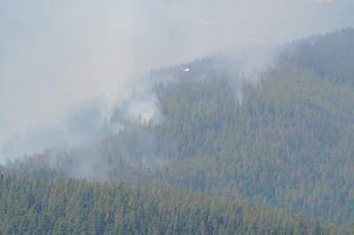 Mt Hood + Fire_0028