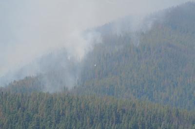 Mt Hood + Fire_0035