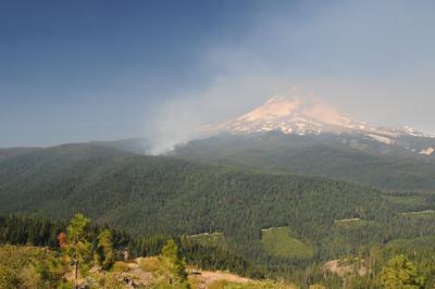 Mt Hood + Fire_0026