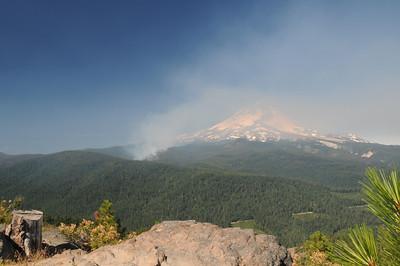 Mt Hood + Fire_0025