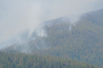 Mt Hood + Fire_0027