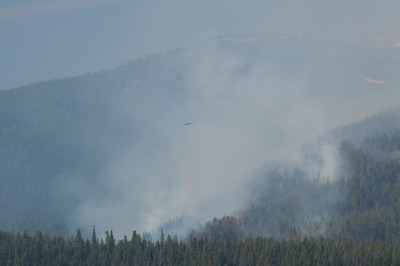 Mt Hood + Fire_0032