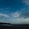 Dusk on a Goan beach