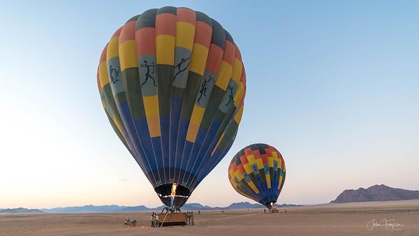 Ch 5 Namib Sky Balloon Safari