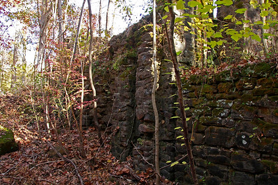 Weymouth Furnace ruins