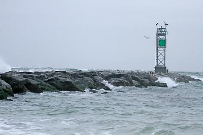 Barnegat jetty
