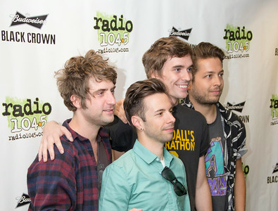 Wild Party - Radio 104.5 Studio Sessions