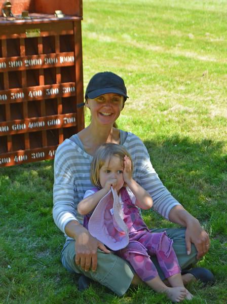 Pauline and Anna