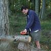 Craig Bunyon makes firewood. PICT1514.JPG