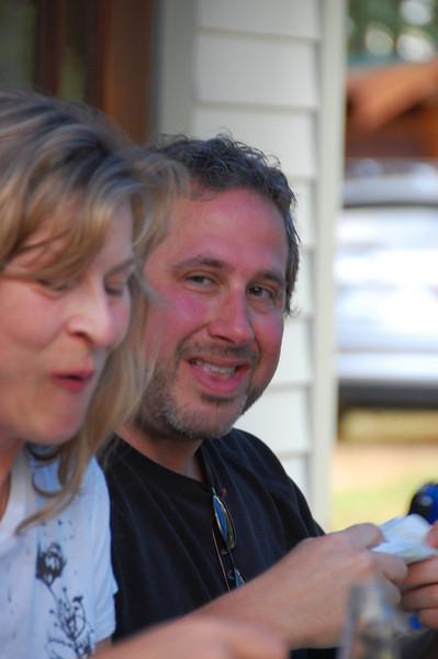 Lisa and Chas