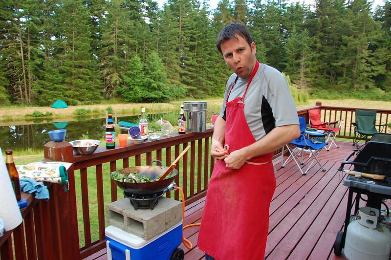 Chef Brett