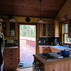 Jade Palace kitchen (deck at far end is the deck at Master Bedroom) - 2010