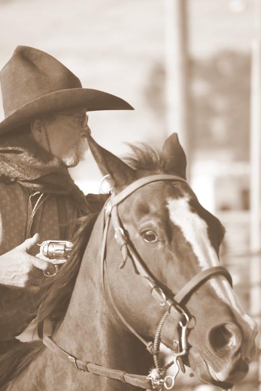 Mounted Shooters Goldendale Washington