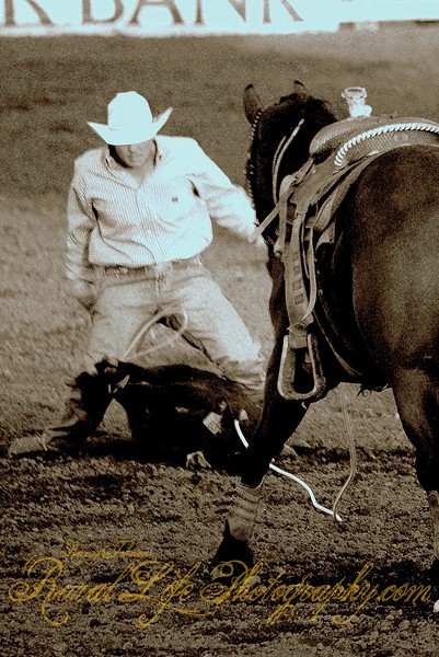 The Dalles Rodeo
