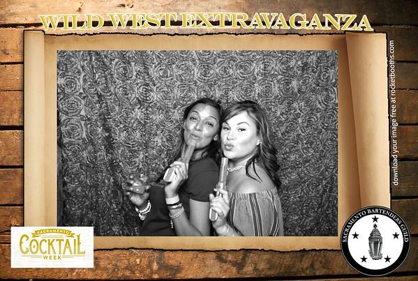 Wild West Extravaganza - Sacramento Bartenders Guild