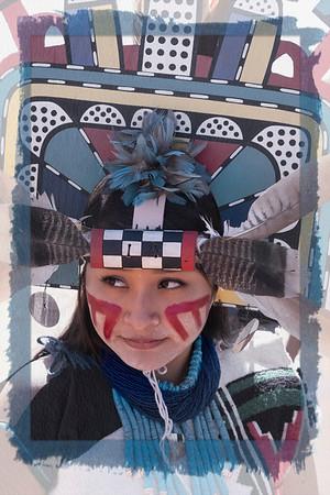 Native Amercan Dancer