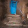 Painterly Effects and Pueblo Door II
