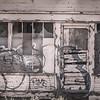 Graffiti, Old Building, Route 66