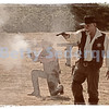 Gunfight Re-enactment