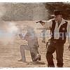 Gunfight Re-enactment