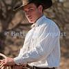 Cowboy During Roundup